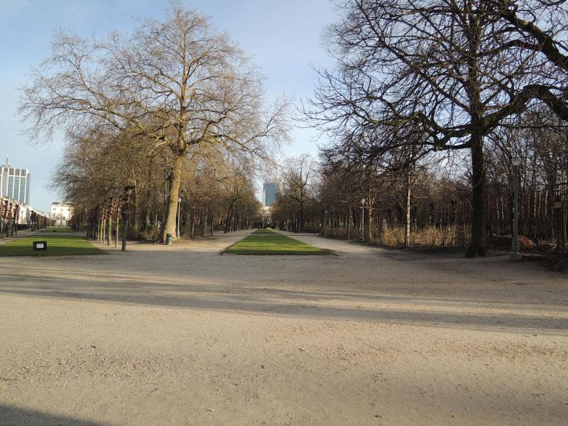 Bruxelles - Brussels Park