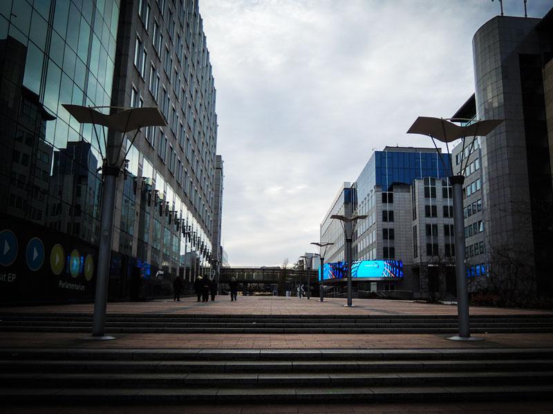 Copertina - Quartiere Europeo
