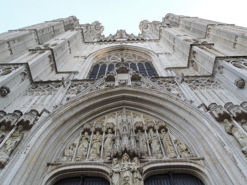 Bruxelles - Cattedrale di San Michele e Santa Gudula