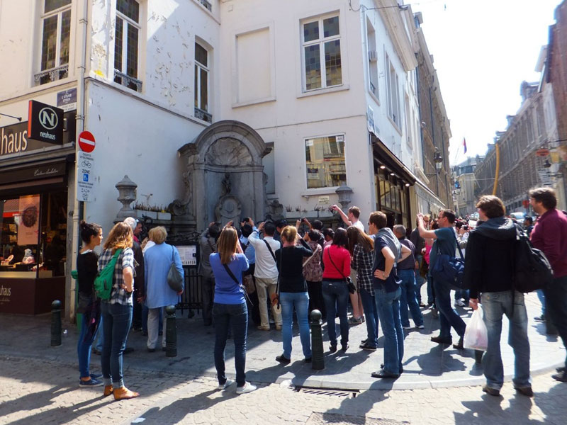 Bruxelles - Manneken Pis