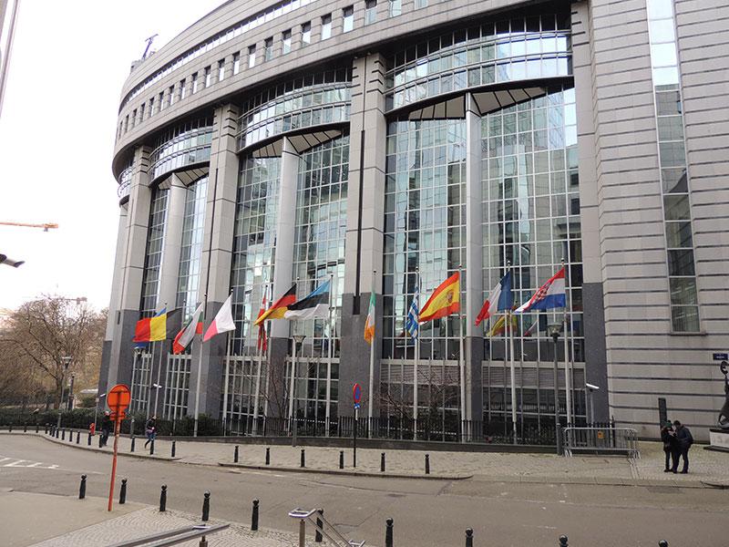 Bruxelles - Il Quartiere Europeo