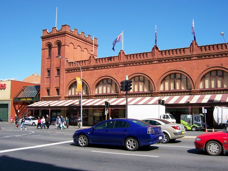 Copertina The Central Market Hall