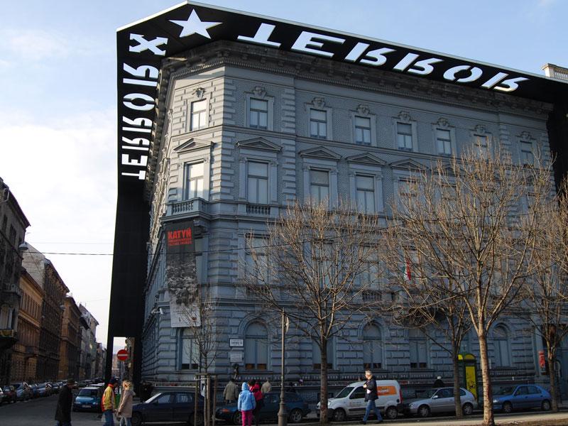 Copertina House of Terror