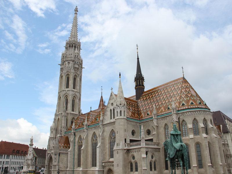 Copertina Matthias Church