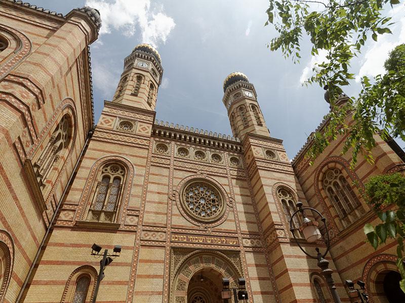 Copertina The Great Synagogue