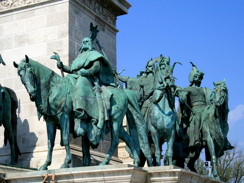 Budapest - Heroes' Square