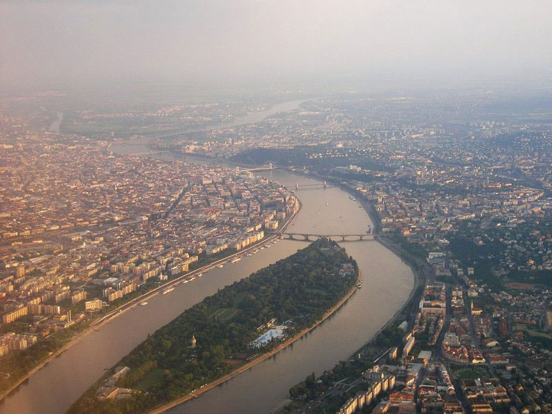 Budapest - Margarit Island