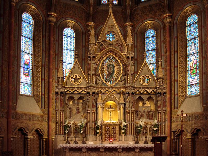 Budapest - La Chiesa di Mattia