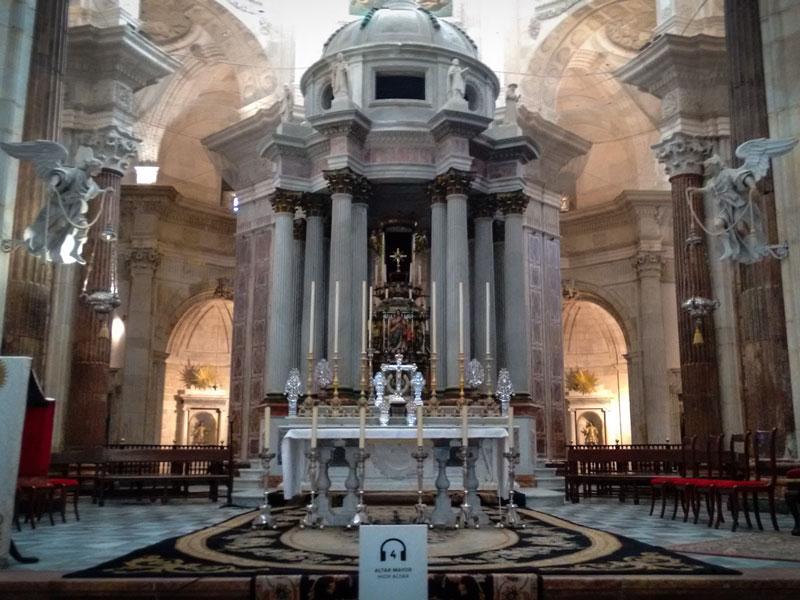 Cadice - Cattedrale di Cadice
