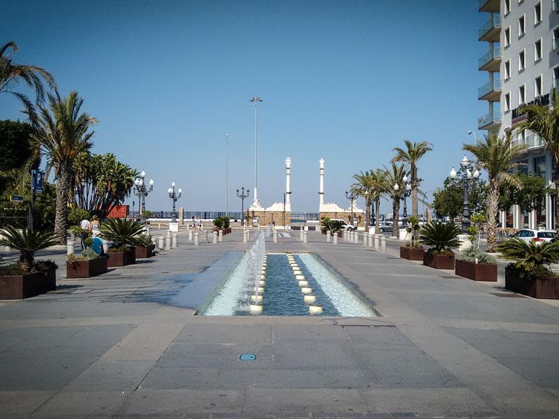 Cadice - Plaza San Juan de Dios