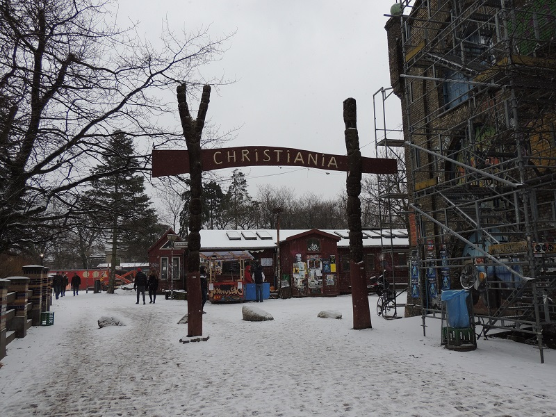 Copenaghen - Christiania
