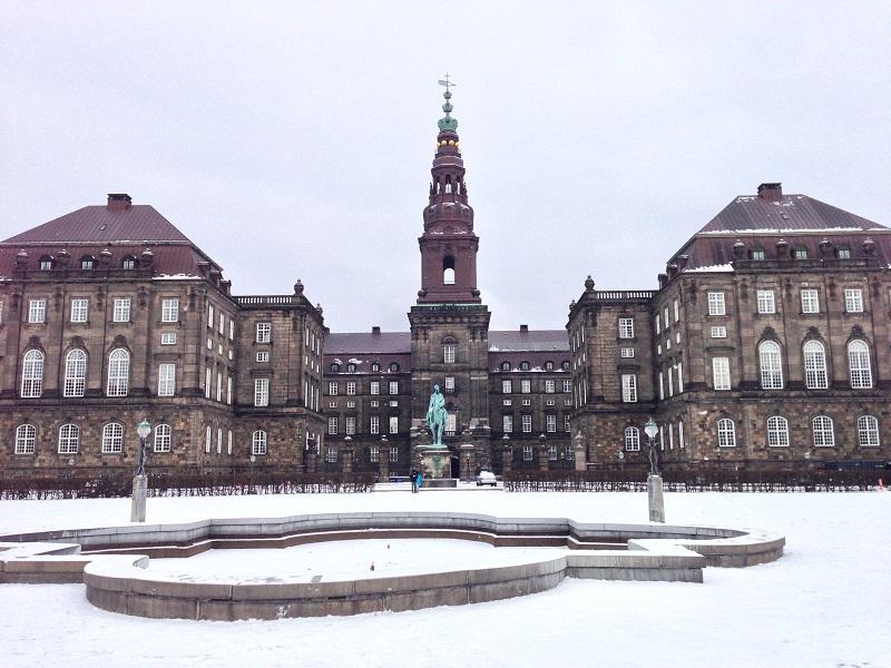 Bruxelles - Christiansborg Slot