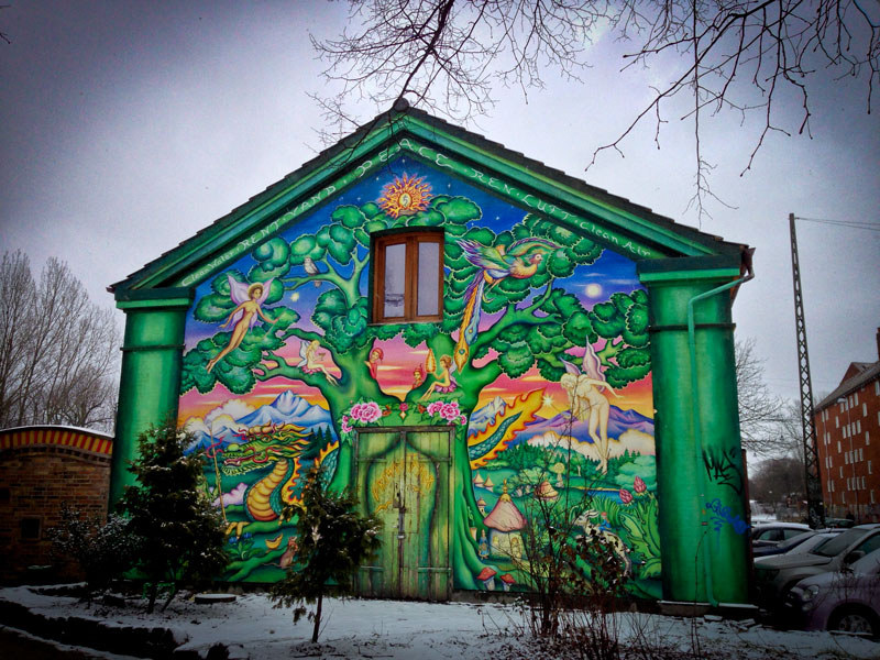 Copertina Christiania