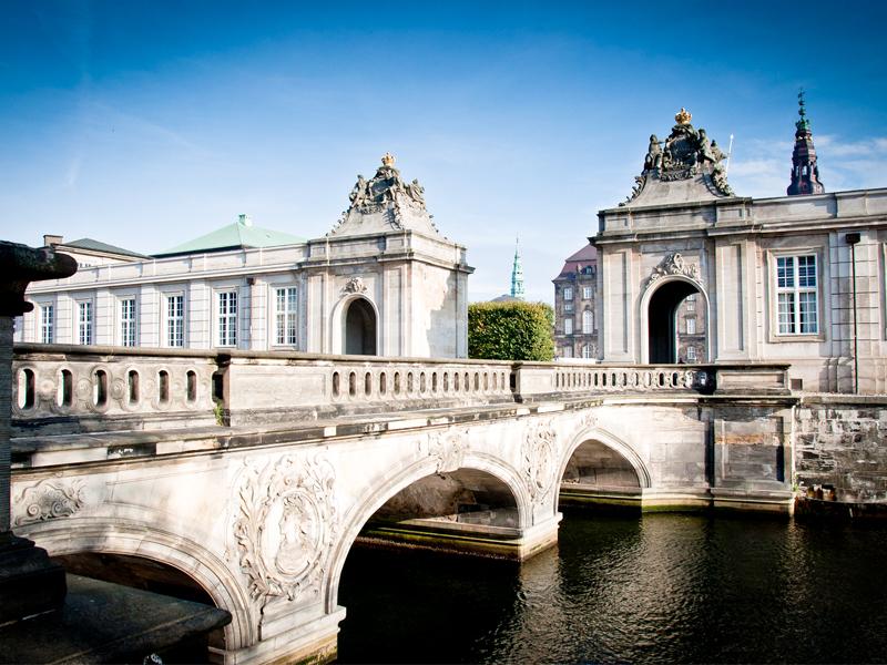 Copertina Christiansborg Slot