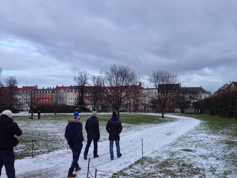 Copenaghen - Kongens Have