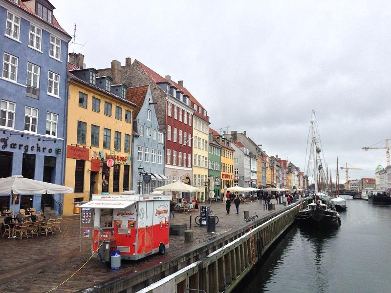 Copenaghen - Nyhavn