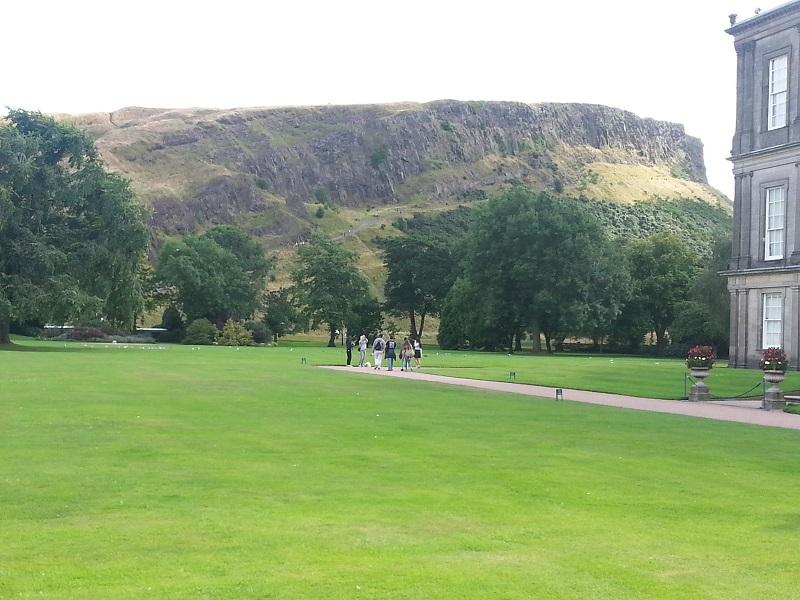 Edimburgo - Arthur's Seat