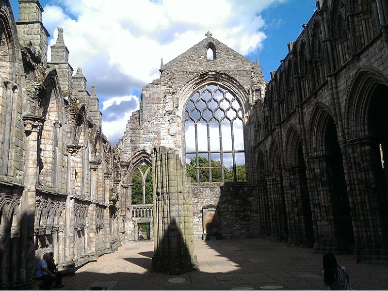 Edimburgo - Holyrood Palace