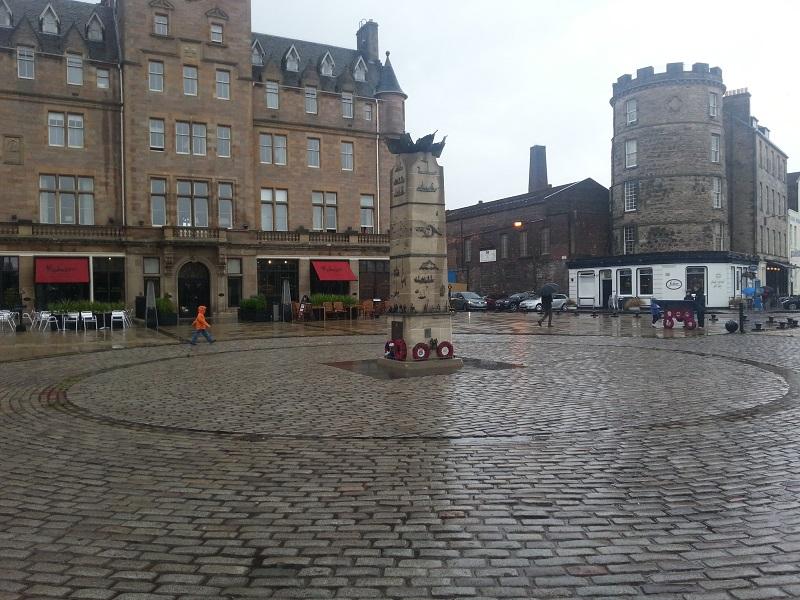 Edimburgo - Leith Quartier