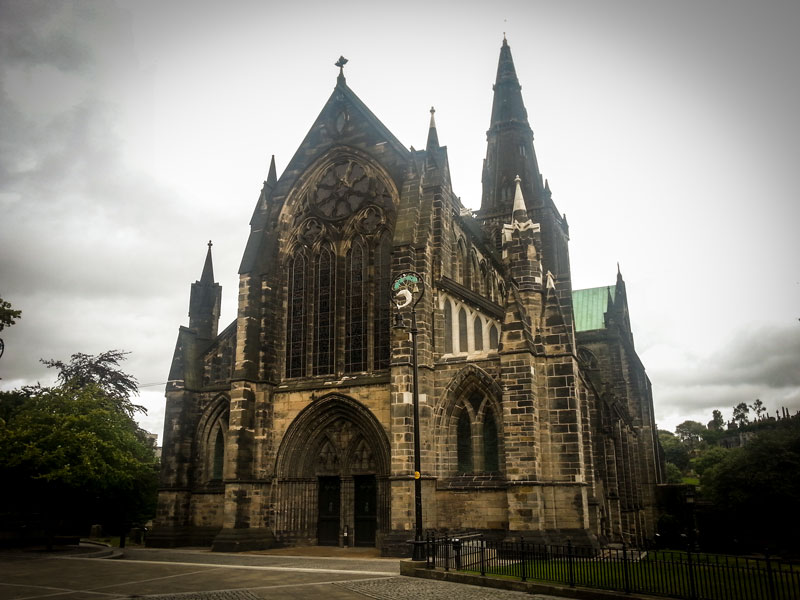 Glasgow - Cattedrale