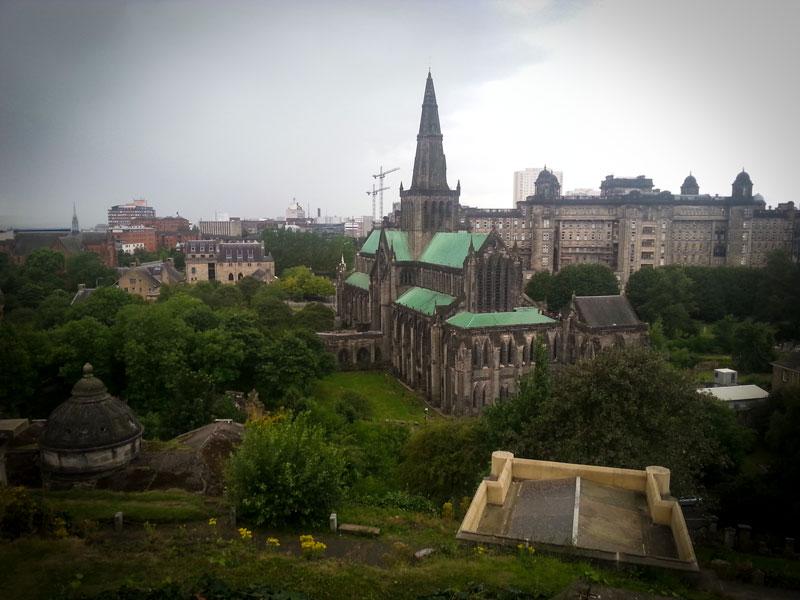 Copertina Cattedrale Glasgow