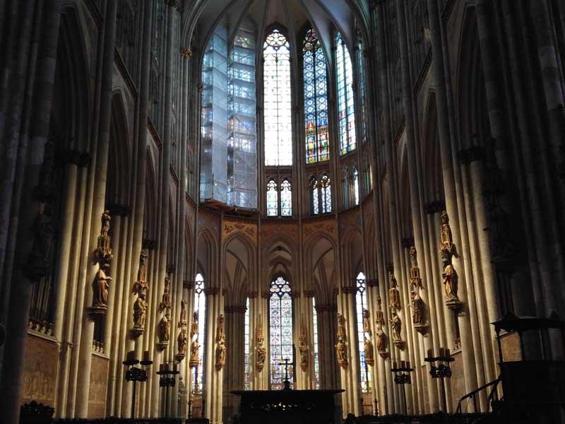 Colonia - Il Duomo di Colonia