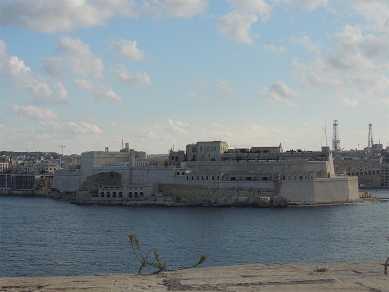 La Valletta - Forte Sant'Elmo