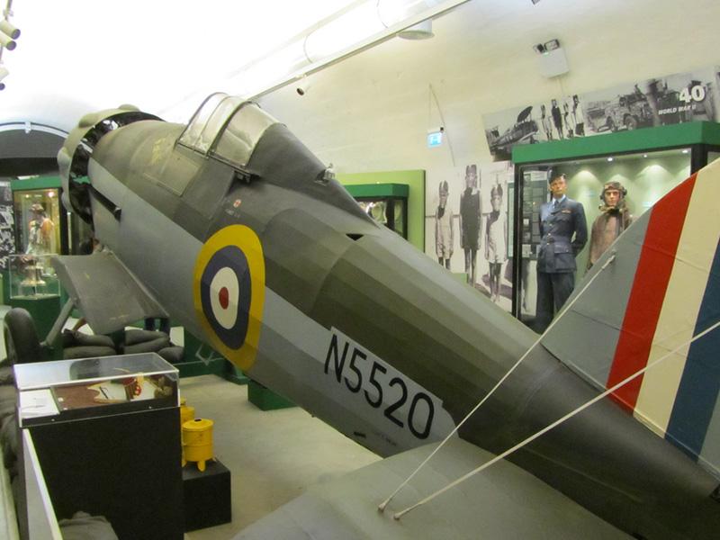 La Valletta - National War Museum