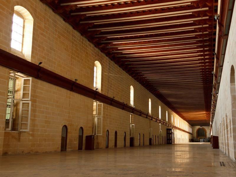 La Valletta - Sacra Infermeria