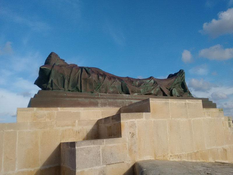 La Valletta - Seige Bell