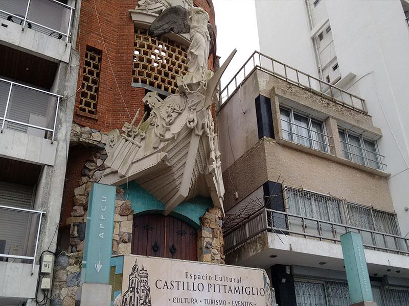 Montevideo - Castillo Pittamiglio