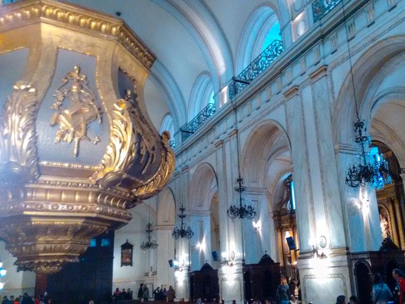 Montevideo - Cattedrale Metropolitana