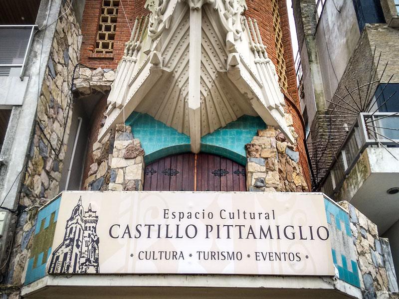 Copertina Castillo Pittamiglio