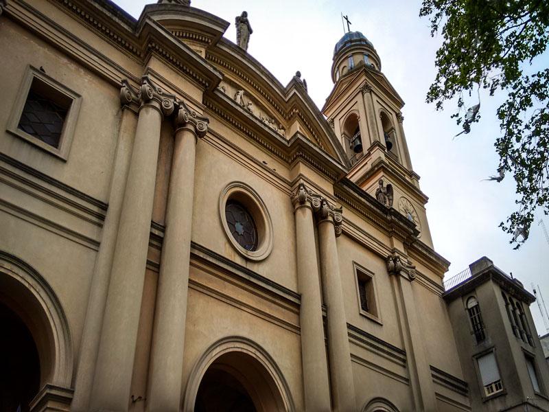 Copertina Cattedrale Metropolitana di Montevideo