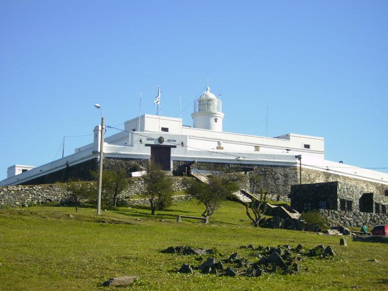 Copertina Fortaleza del Cerro