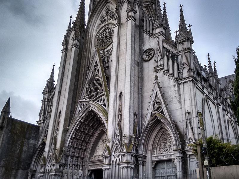 Copertina Iglesia de los Carmelitas