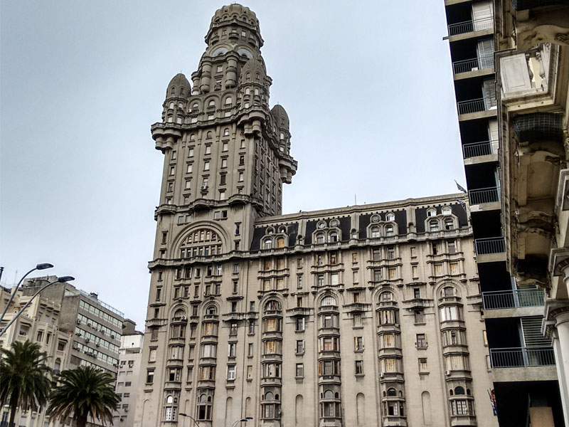 Copertina Palacio Salvo