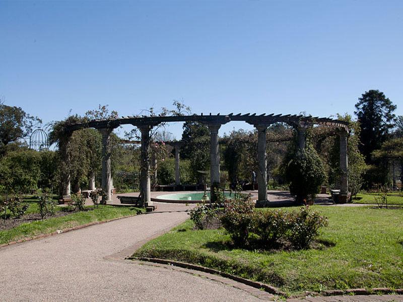Montevideo - El Rosedal del Prado