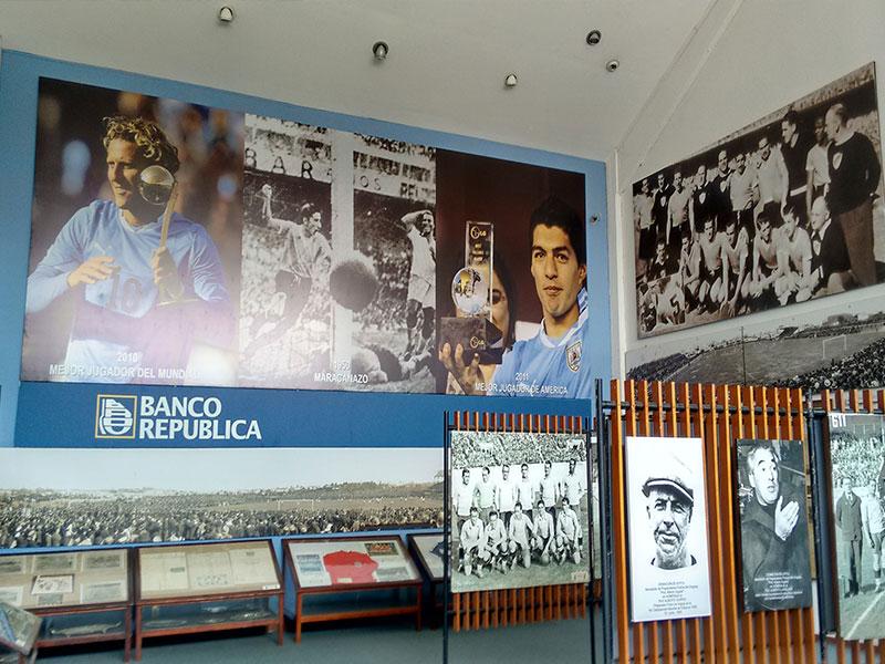 Montevideo - Estadio Centenario e Museo del Futbol