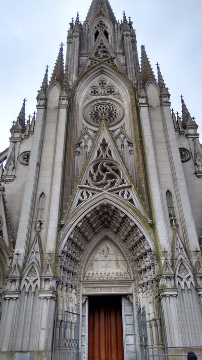 Montevideo - Iglesia de los Carmelitas