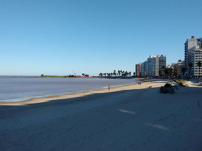 Montevideo - La Rambla