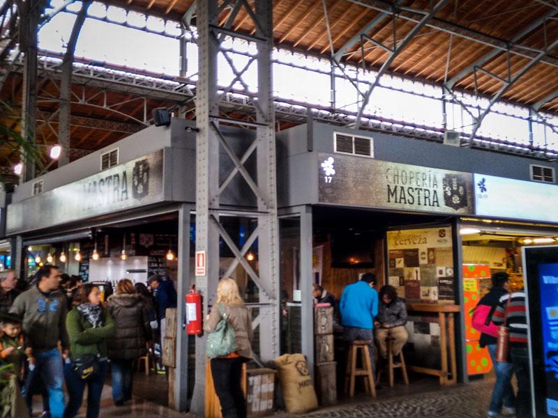 Montevideo - El Mercado Agricola de Montevideo