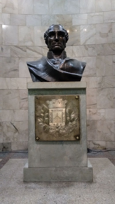 Montevideo - Palacio Municipal