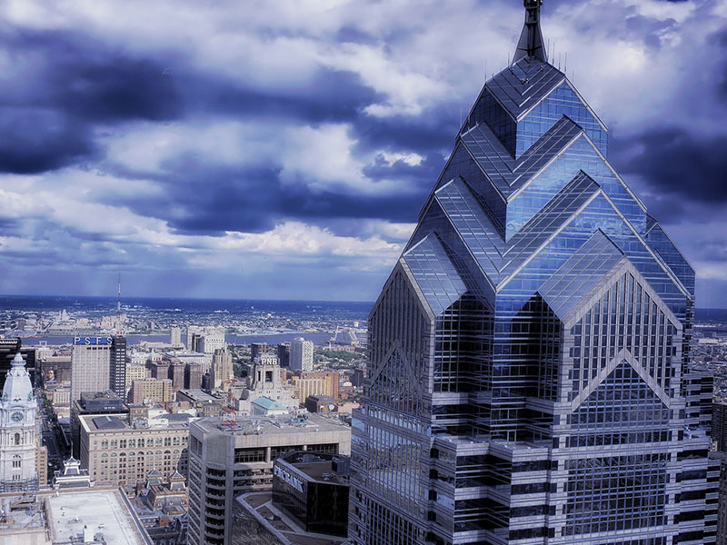 Philadelphia - One and Two Liberty Place
