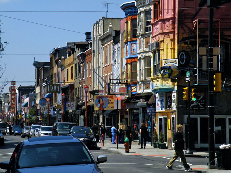 Philadelphia - South Street