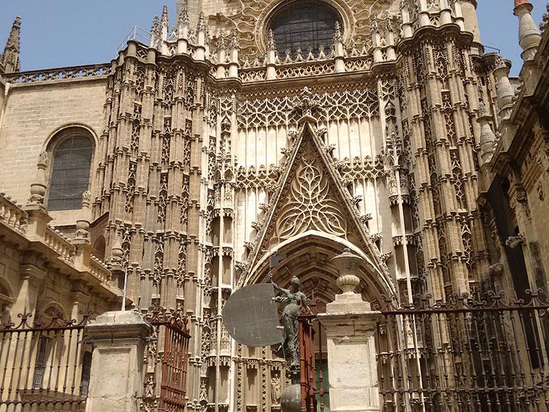 Siviglia - La Cattedrale di Siviglia