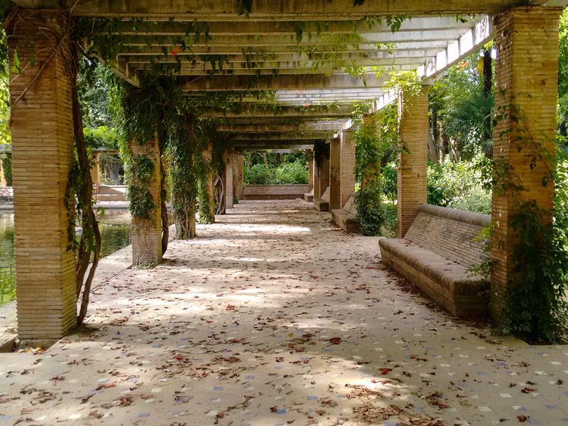 Siviglia - Parque de Maria Luisa