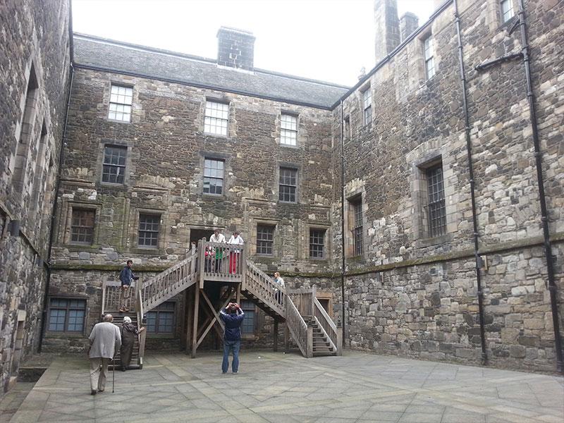Stirling - Il castello