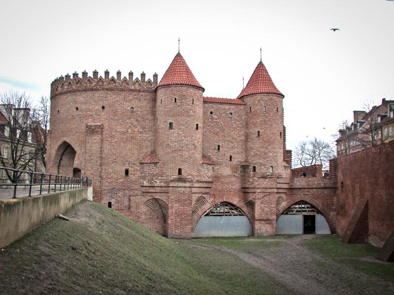 Varsavia - Barbacane