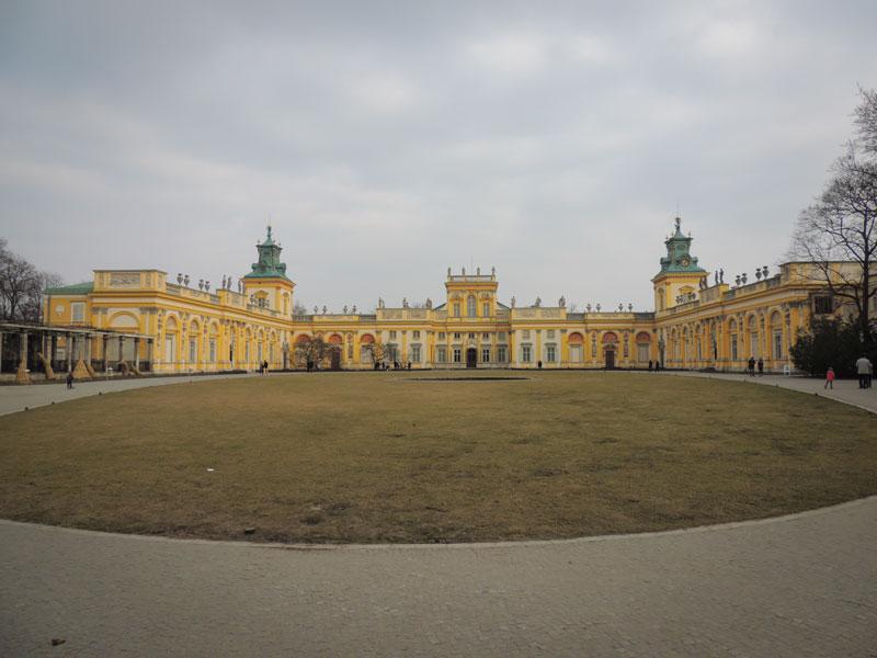Varsavia - Palazzo di Wilanow